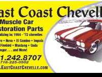 1964-72 chevrolet chevelle reproduction parts - NEW .