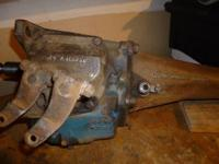 CHEVROLET 3 SPEED TRANSMISSION 55-57  ALSO EARLY