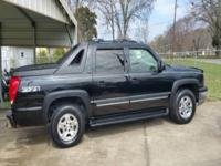 2005 Chevrolet Avalanche LT Z71 4x4 with 5.3L Flex