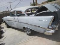 1957 chevy 210 post: This is a totally cancer free ,