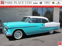 1955 Chevrolet BelAir 2-Door Hardtop Sport Coupe in