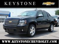 This 2013 Chevrolet Black Diamond Avalanche LT might be