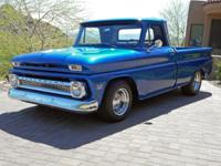 . This 1964 Chevrolet Custom Cab has been a favorite.