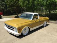 Up for sale is one of the rarest C10 trucks ever built.