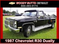 This is a 1987 Dually - but it still has life left in