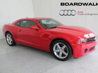 At Boardwalk Audi, YOU'RE #1! Chevrolet FEVER! This