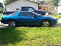 I have a 1994 Chevrolet Camaro 3.4L engine automatic
