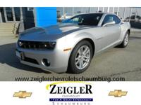 This 2013 Chevrolet Camaro LT might be the one you've