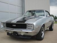 True 1969 Camaro Ss/rs Car With All Gm Original Body