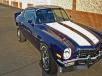 1973 Z28 Camaro ( Matching Numbers Drive Train ) AC