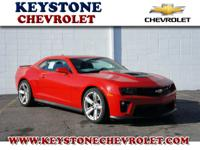 This 2013 Chevrolet Camaro ZL1 might just be the coupe