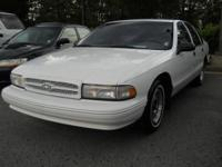 Options Included: N/AThis 1996 Chevrolet Caprice