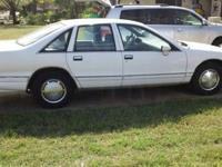 chevy caprice 94 with police package LT19C1 WITH NEW