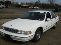 1992 Chevy Caprice 5.7 liter 350, low miles, beautiful