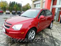 Chevrolet Certified, Excellent Condition, ONLY 6,620