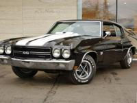 Professionally restored 1970 Chevrolet Chevelle Super