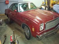 I am selling my rare 1974 Chevelle Malibu 454 factory 4