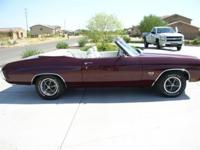 Attention Chevelle LoversUp for auction is a Frame Off