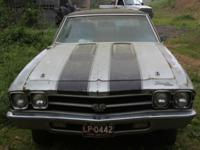 I have a 1969 Chevy Chevelle SS Canadian built. It has