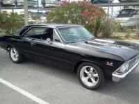 THIS IS A COMPLETE FRAME OFF 1966 CHEVELLE ALL NEW!!!