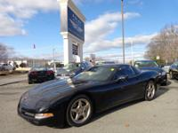 BARGAIN Priced!! 2001 Chevy Corvette Coupe finished in