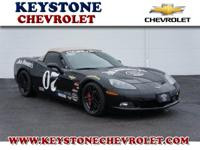 How about this 2007 Corvette? Now it doesn't matter