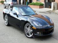 Mint Condition 2008 Chevrolet Corvette Convertible: