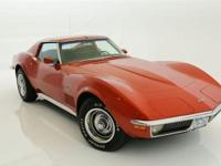 1971 CHEVROLET CORVETTE EXOTIC CLASSICS IS PLEASED TO