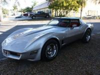 Pristine condition 1980 Corvette loaded with all the