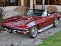 1965 Chevrolet Corvette VIN: 194675S117140 396ci ,