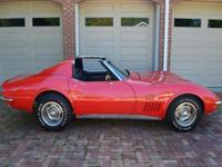 1970  Corvette Stingray Last Of The True Muscle Cars