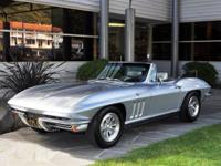 1966 Chevrolet Corvette Sting Ray Roadster VIN: