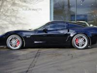 2006 Chevrolet Corvette Z06 Coupe in Black with