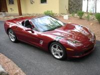 One owner, museum quality corvette convertible with