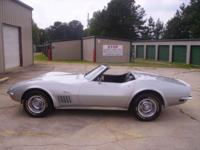 1970 was the shortest production year of the Corvettes