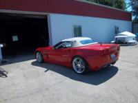 2005 c6 corvette, car was not wrecked I just wanted the