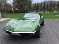 This Corvette is in very good condition for a 43 year