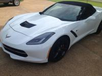 This like new 2014 Chevrolet Corvette Z51 Stingray 2LT.