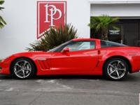 2011 Chevrolet Corvette Grand Sport Coupe 3LT finished