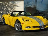 2006 Chevrolet Corvette Z51 Convertible finished in