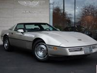 Time-Capsule 1986 Chevrolet Corvette Z51 Coupe in