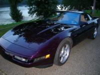 1994 ZR-1 6,939 ZR1 Corvettes were built from 1990