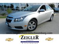 Who could resist this 2014 Chevrolet Cruze LT? It has a