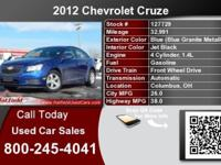 Call Used Car Sales at  Stock #: 127729 Year: 2012