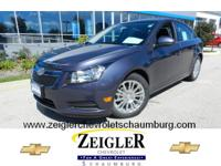 This 2014 Cruze ECO Auto might be the one for you! It
