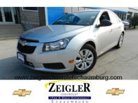 You can't go wrong with this silver 2014 Chevrolet