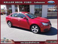 JUST IN!! Very Clean 1-Owner LTZ with Leather Seats,