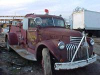 Make: Chevrolet Year: 1947 Condition: Used Unit 49357
