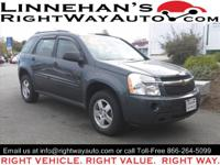This 2009 Chevrolet Equinox is going to make some a