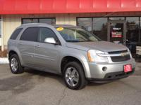 The 2008 Chevy Equinox offers improved ride and